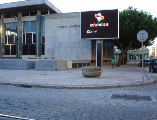 Vila do Conde (Frente a Tribunal)